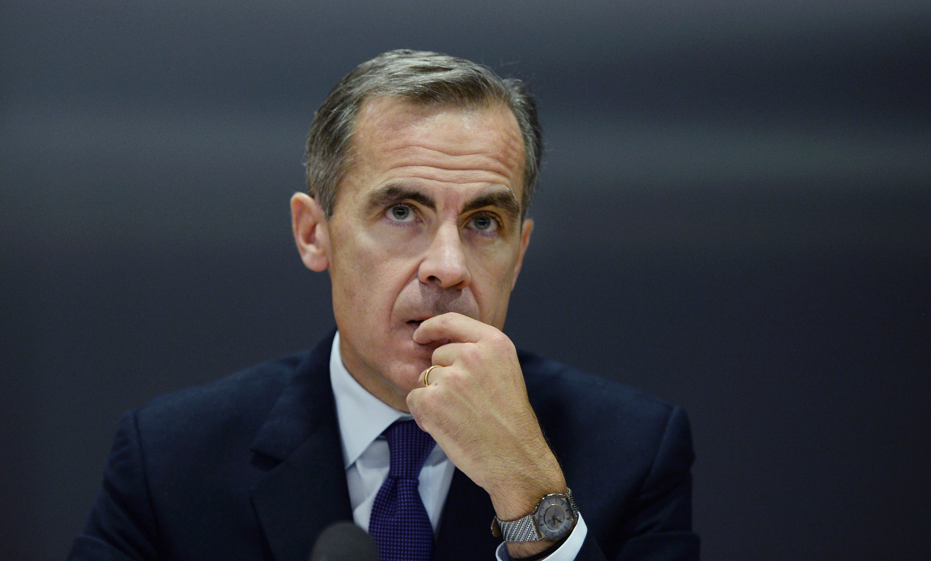 Mark Carney warns no-deal Brexit show would be 'instantaneous'