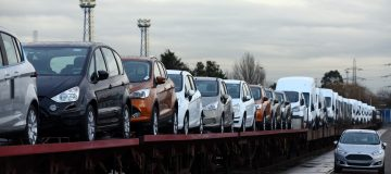 Car sales stagnate again in July but electric vehicle market share surges