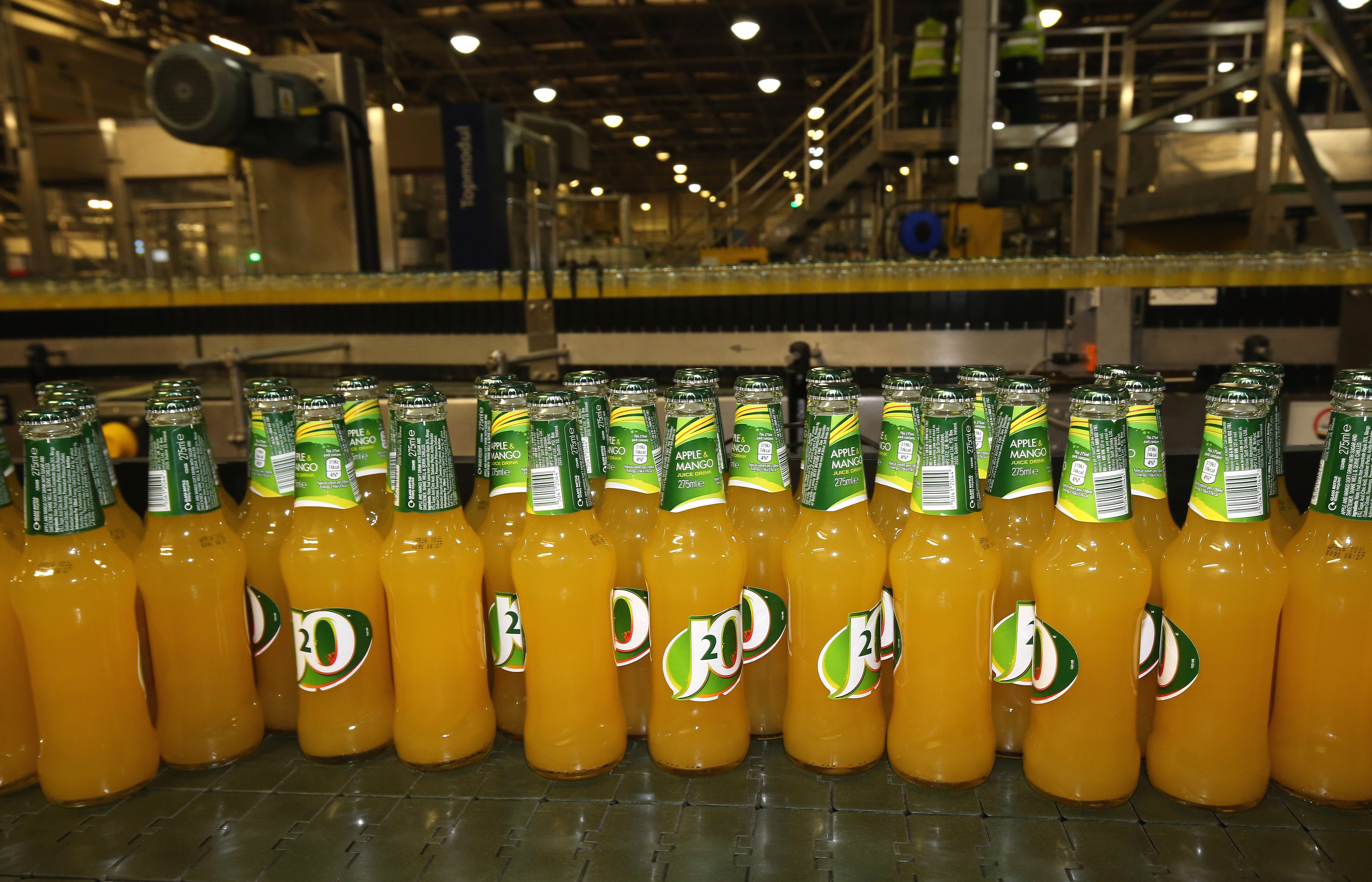 Squashed: Britvic looks to cut final salary pensions