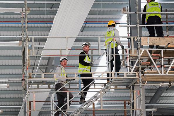 UK wage growth hits 11-year high despite shrinking economy