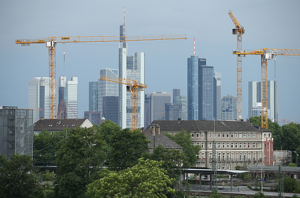 Eurozone construction sector held back by Germany in July