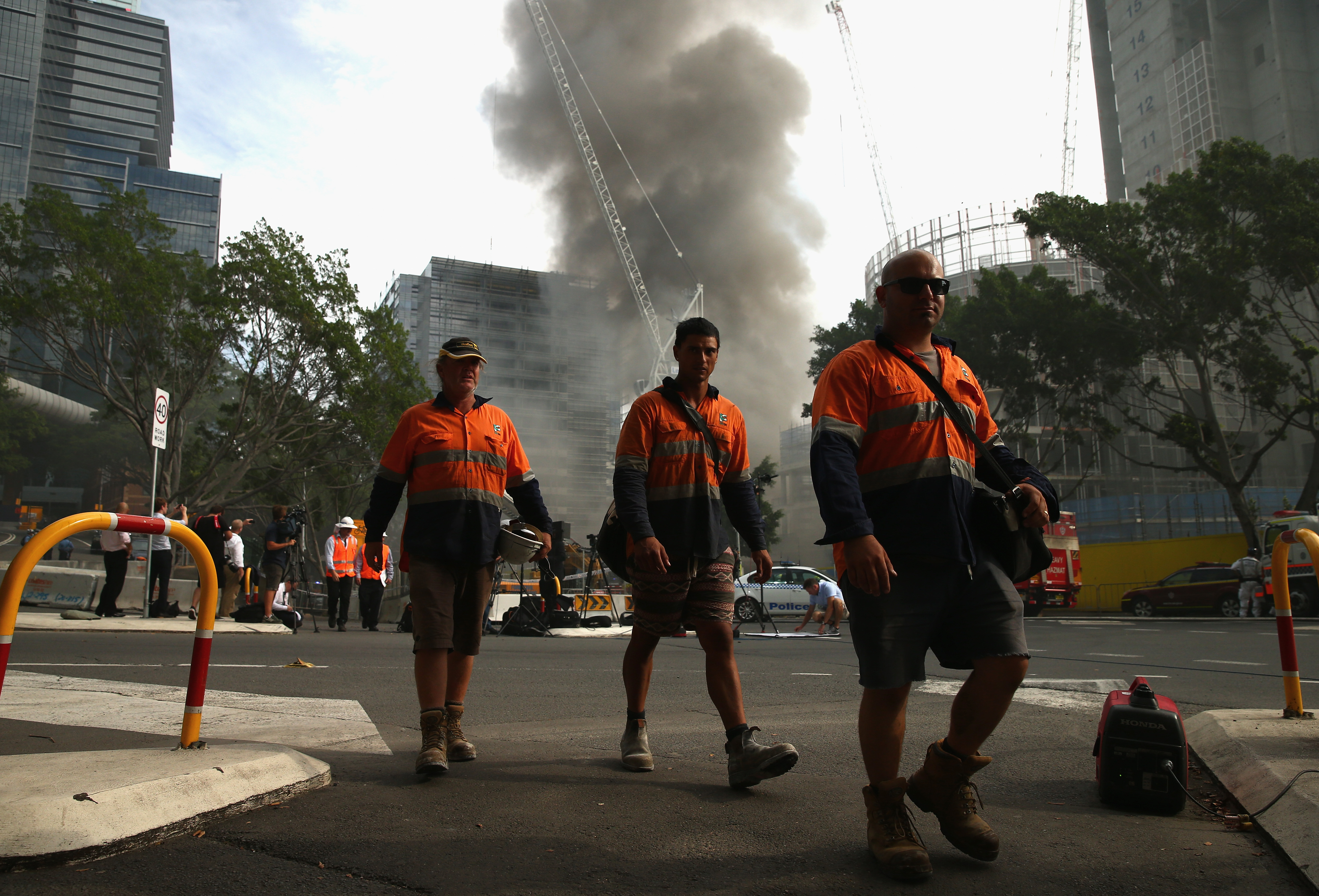 Fire 'biggest cause of losses' on construction projects in recent years