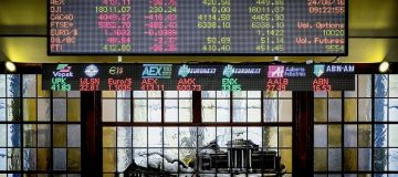 FTSE 100 follows European stocks upwards after it reopens