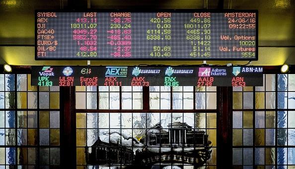 FTSE 100 follows European stocks upwards after it reopens