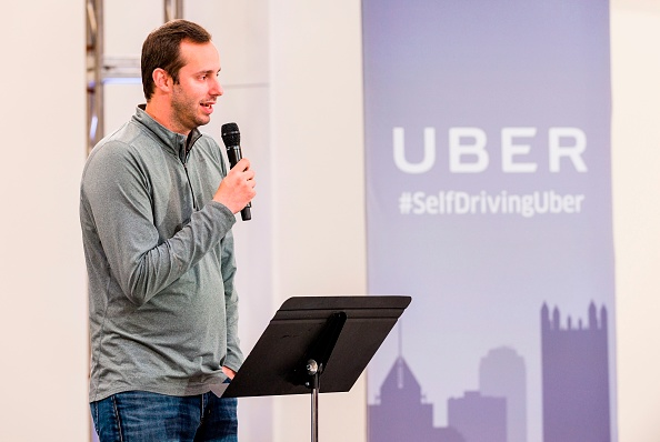 Former Uber driverless guru charged with stealing secrets from Google