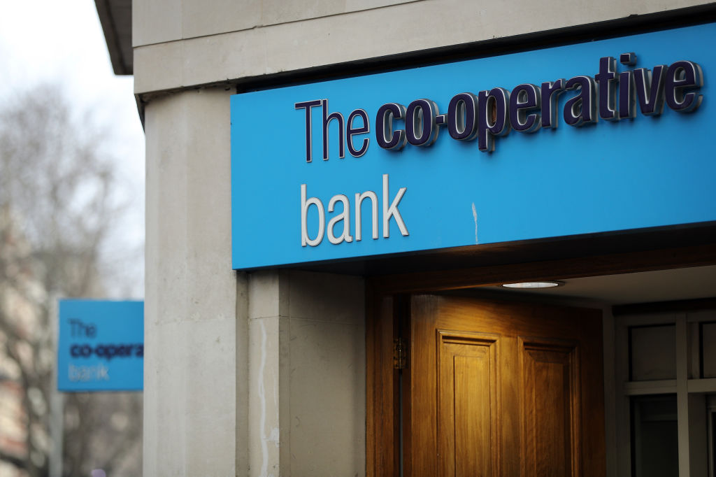 Co-op Bank narrows losses but warns over mortgage competition