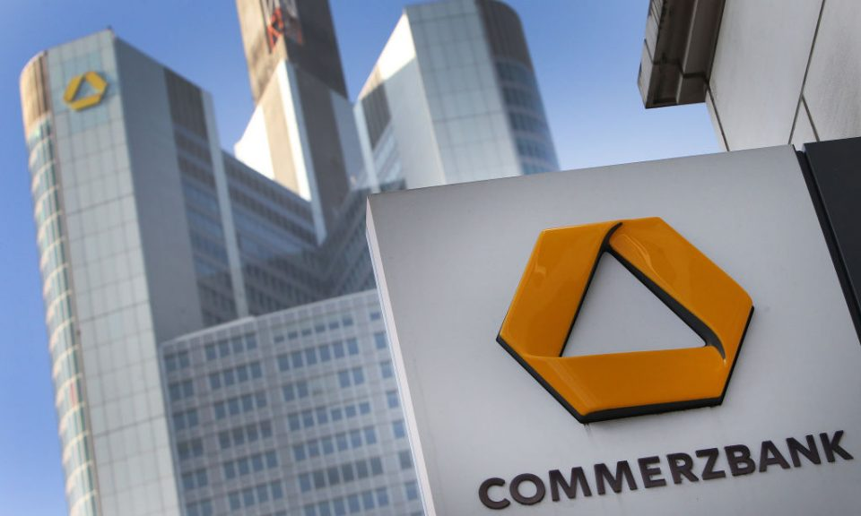 German government mulls sale of stake in struggling Commerzbank