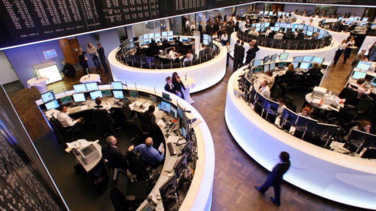 Boerse Deutsche Börse