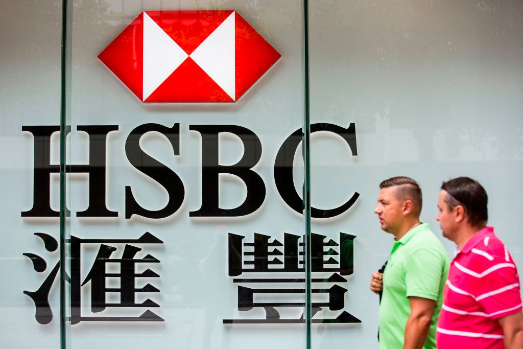 HSBC urges peace amid Hong Kong clashes