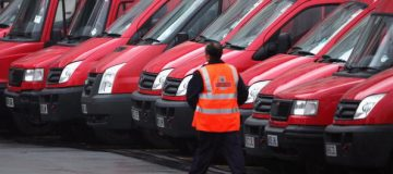 UK service sector activity hits nine-month high