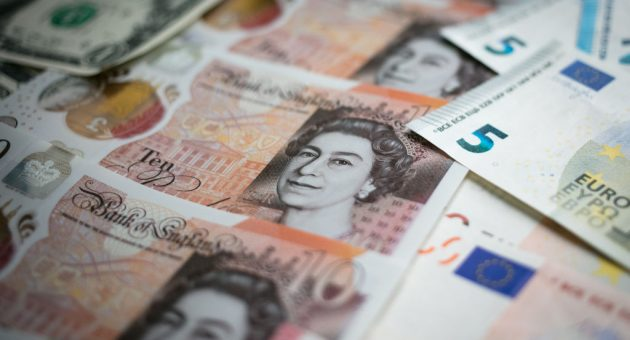 Sterling recovers after tumbling to ten-year low against euro