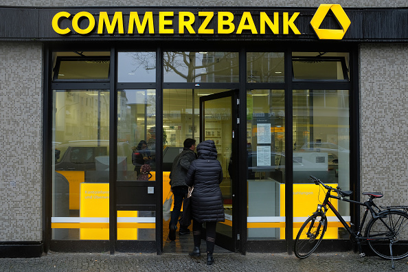 Commerzbank warns its 2019 profit target now looks 'ambitious'