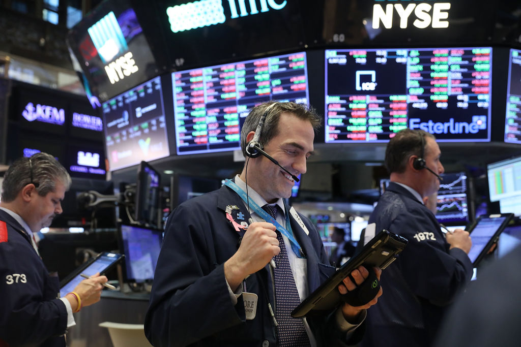US stocks rocket after some Chinese goods excused from tariffs