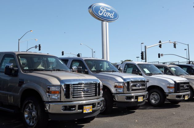 Land of the car? Trump slams Ford for backing stricter emissions rules