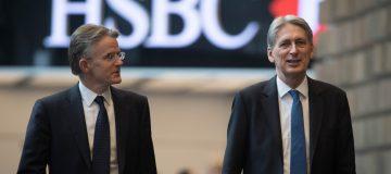 HSBC CEO John Flint steps down from bank after just 18 months