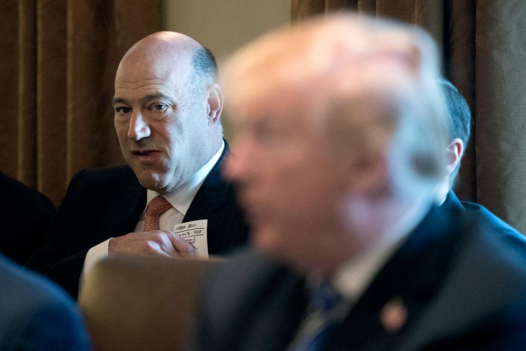 Tariffs hurting US manufacturers, says Trump's ex-economic adviser