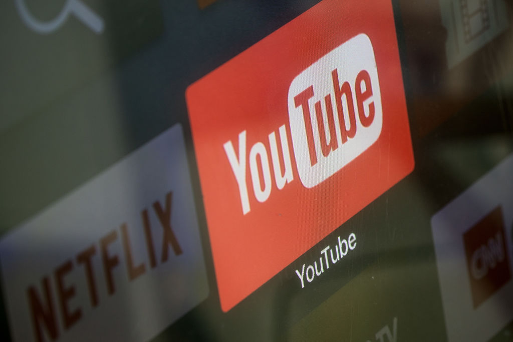 Youtube and Netflix among most-watched channels as streaming booms