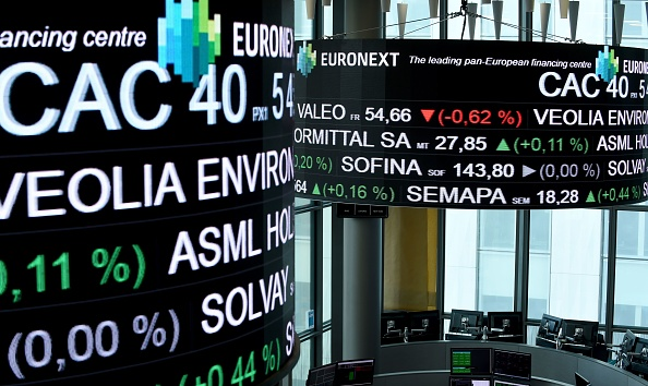 European stocks back in red on China trade threat to US
