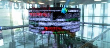 European equities fall back after German economy shrinks