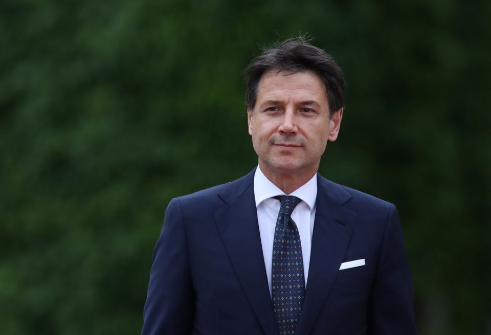 Italian stock market soars as new coalition takes shape
