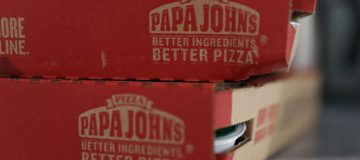 Papa John's shares sizzle after appointment of new chief