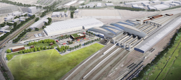 The Old Oak Common station contract is worth £1.3bn