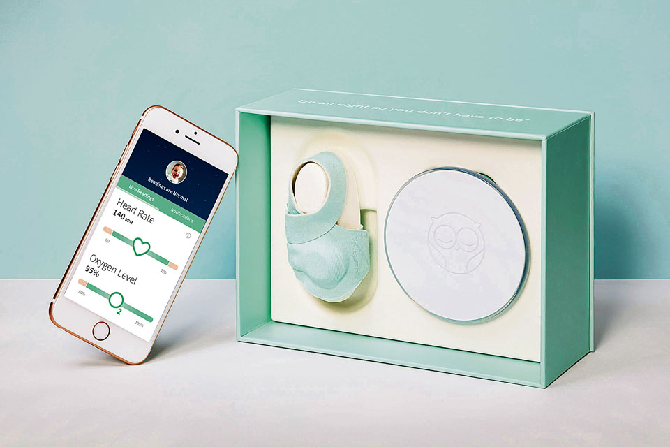 Owlet and the appeal of wearable tech for babies
