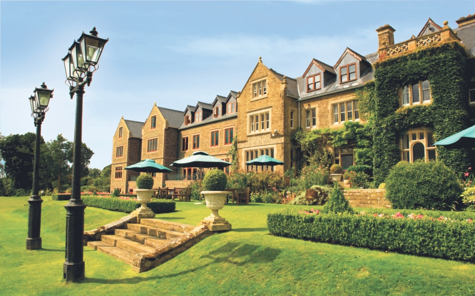 The Spa at South Lodge review: How a £15m spa transformed this traditional country-house into a cutting-edge hotel