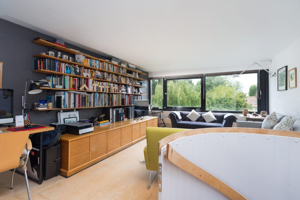 Property of the Week: An avant-garde home where where architects once partied in the garden