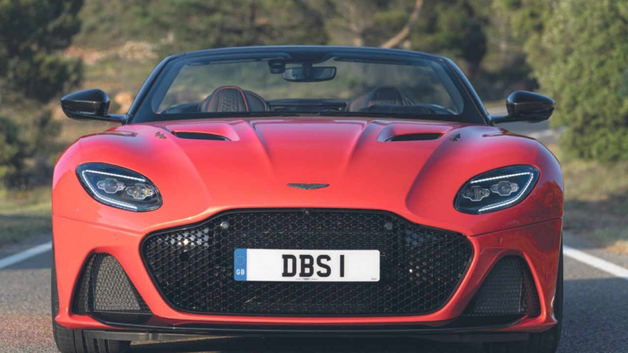 The Aston Martin Dbs Superleggera Volante Is The Best Looking Car In Town And Boy Is It A Rush Cityam Cityam
