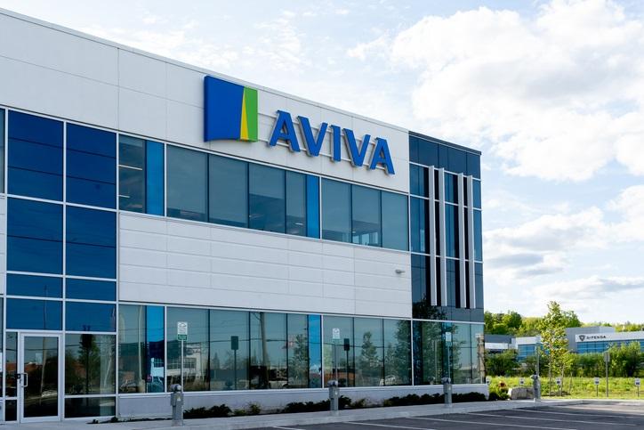 High-yielding Aviva rewards investor patience