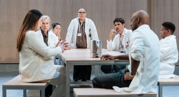 The Doctor at the Almeida review: Robert Icke signs off with a masterful medical ethics drama
