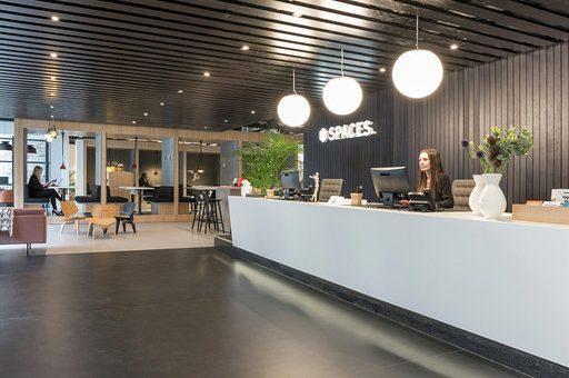 Spaces opens its largest London flexible office centre