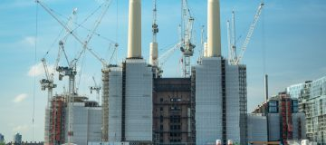 The first flat in Battersea Power Station is now complete –we take a look inside