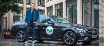 Uber rival Bolt set to secure $100m in new funding