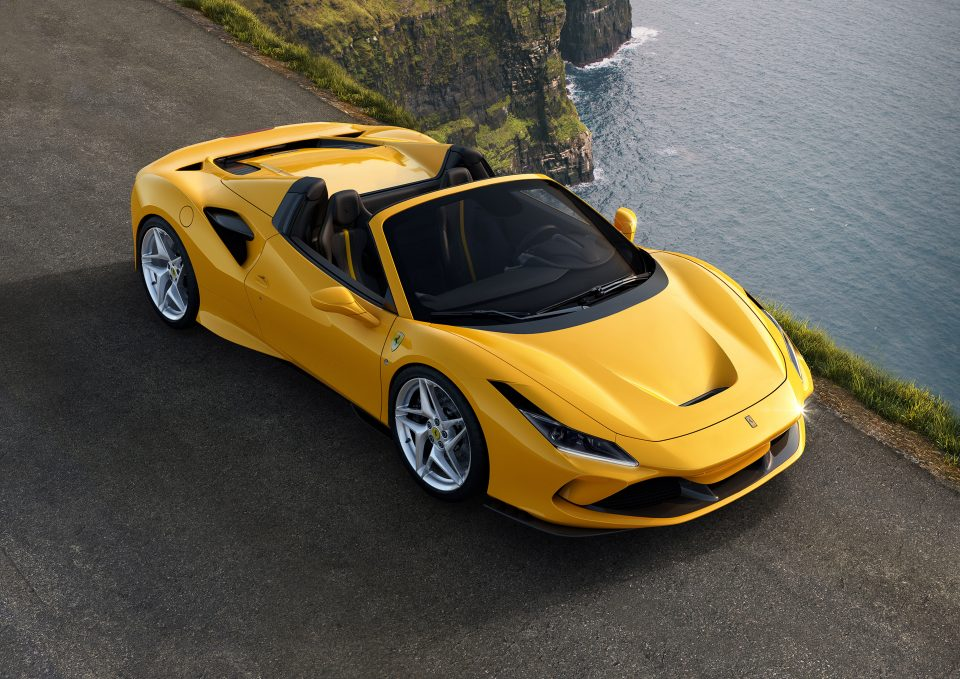 Ferrari powers ahead with two new models as firm chases