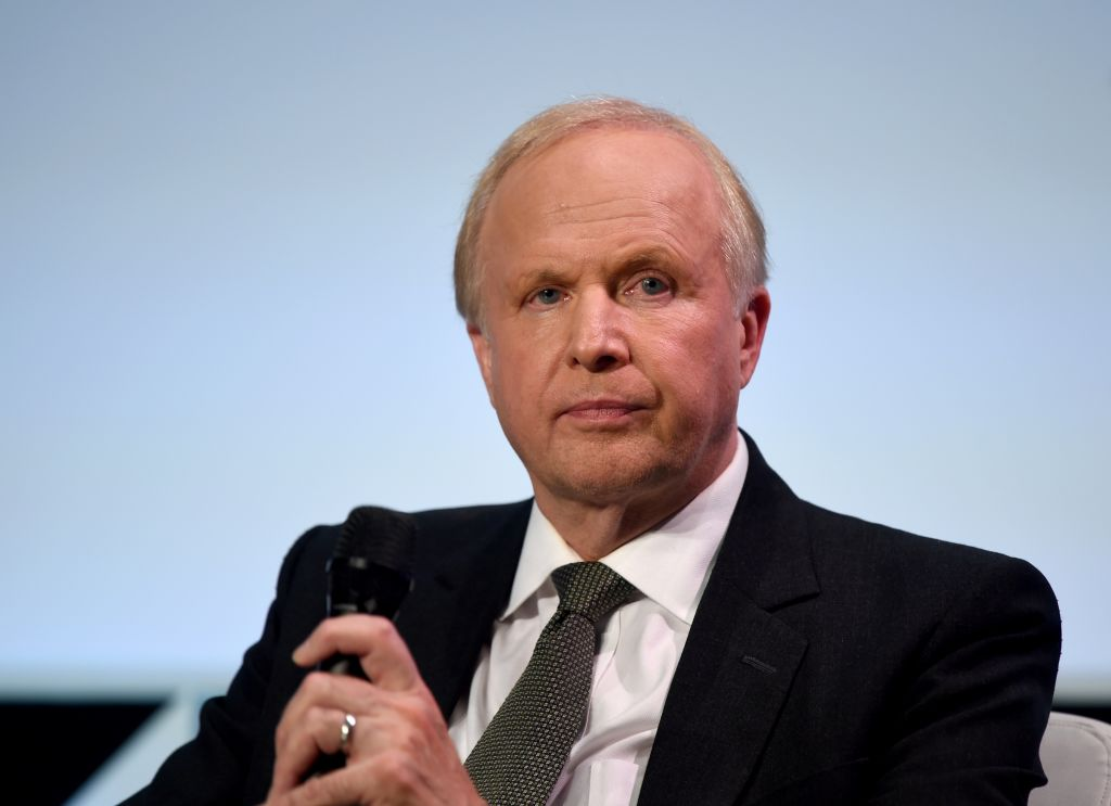 BP chief Dudley to step down after decade-long tenure