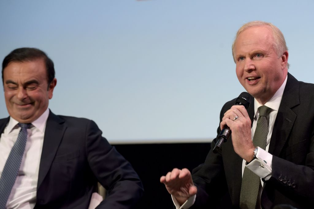New Horizons: BP boss tasked with clearing up oil spill looks for exit after a decade at the top