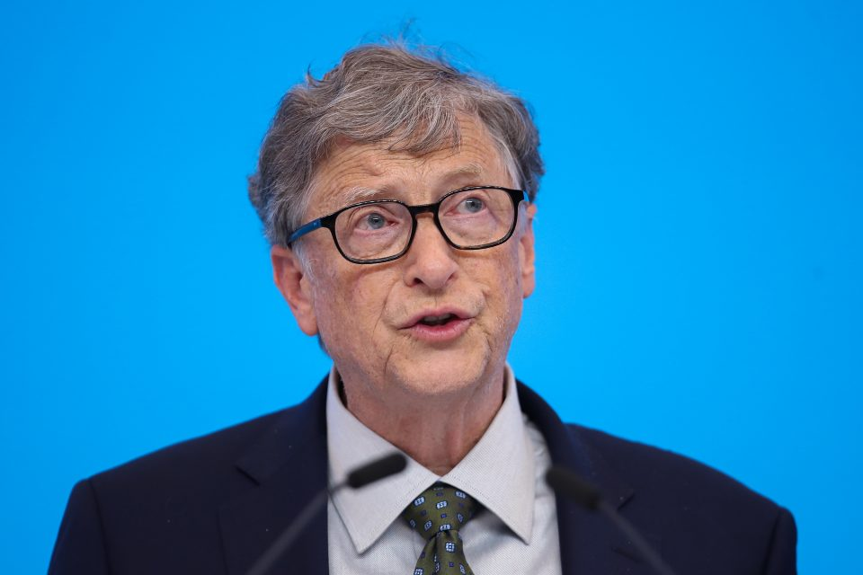 Bill Gates says ditching fossil fuel stocks has 'zero' impact on climate change - CityAM