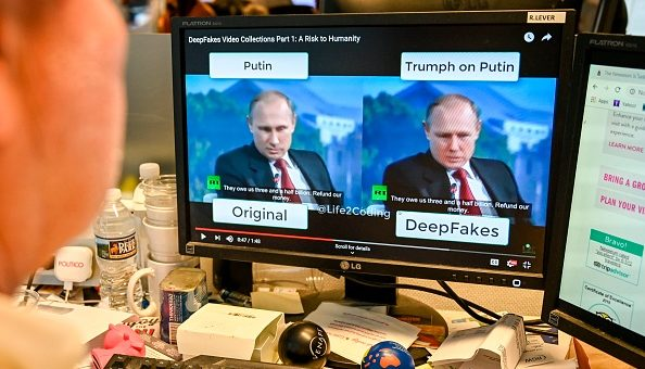 Seeing, but not  believing: The threat from Deepfake videos