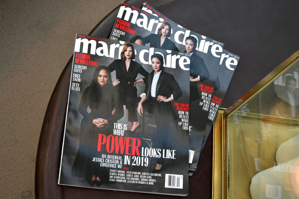 Marie Claire ends print publication in the UK as readers shift to digital