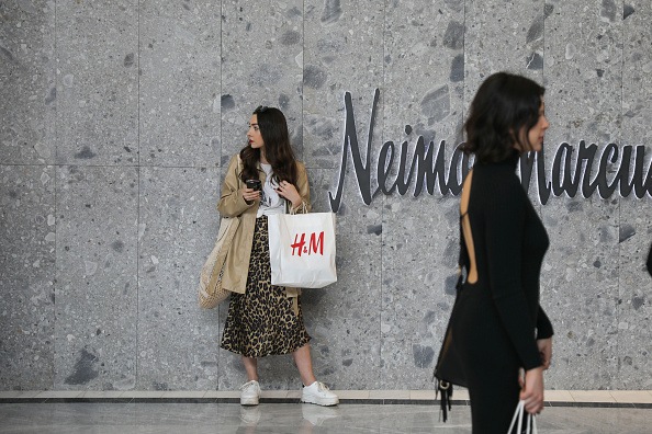 H&M reports strongest sales growth in three years