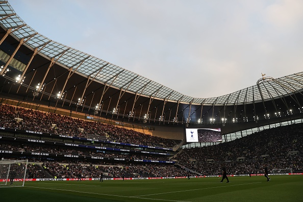 Tottenham refinance more than £600m of stadium debt to secure financial future - CityAM