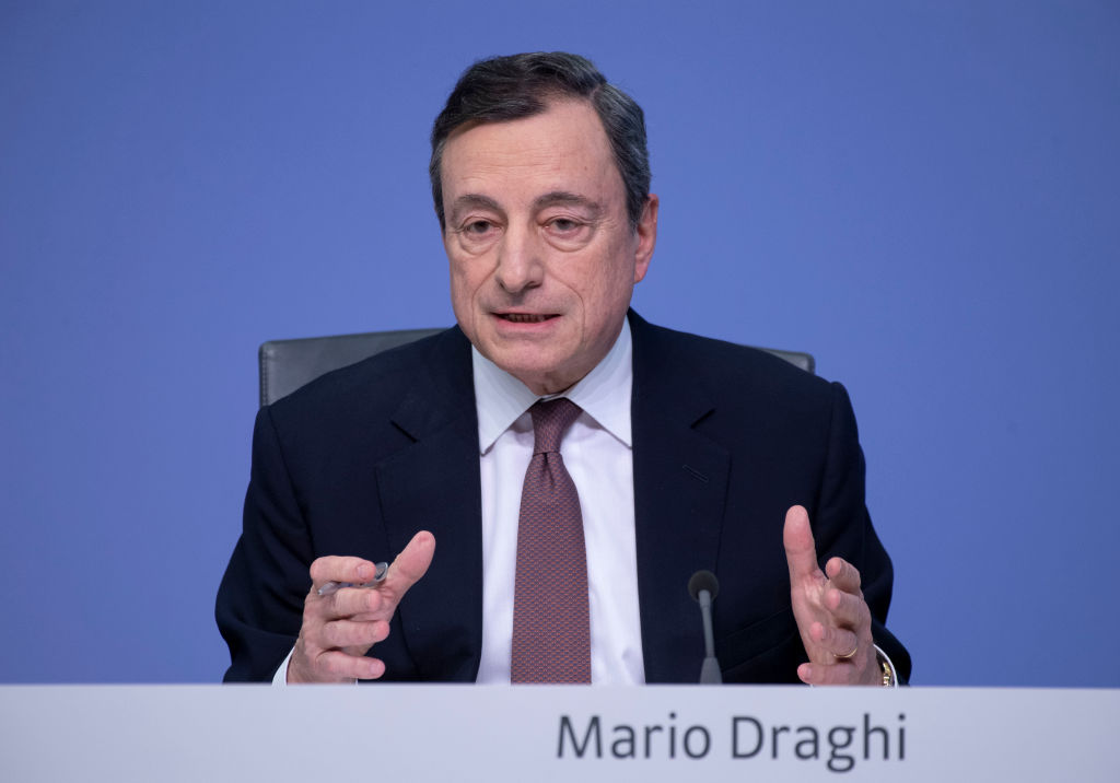 ECB cuts interest rates for first time in three years