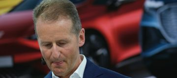 Volkswagen chief executive faces criminal charges in Germany over dieselgate