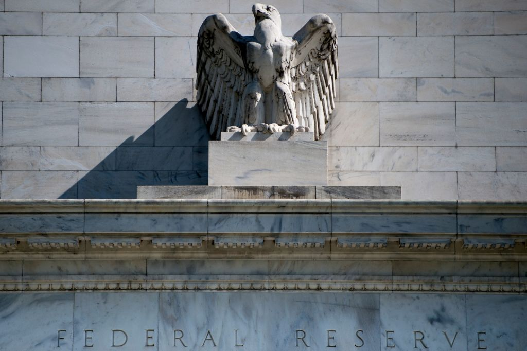 Fed injects over $100bn after key borrowing rate hits all-time high