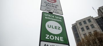 Ulez charge has added £41m to TfL coffers since April