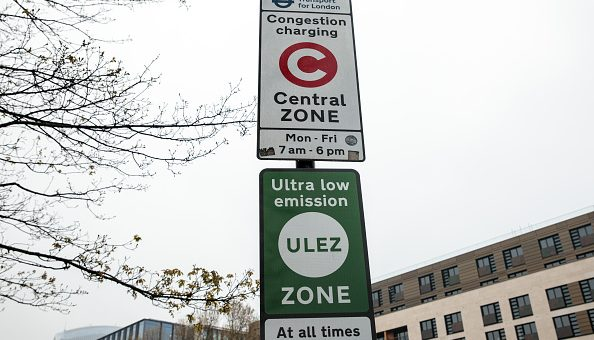 Sadiq Khan's Ulez charge cuts polluting vehicles by over a third and bags TfL £51m
