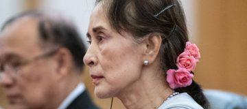 City of London U-turns over decision to strip Aung San Suu Kyi  of freedom award