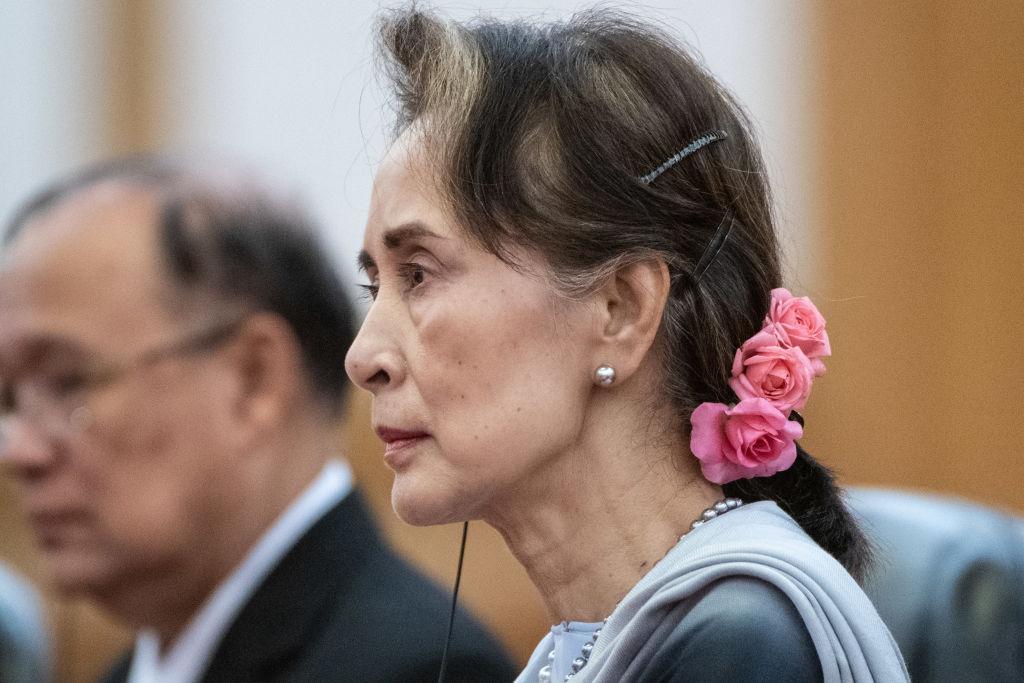 City of London U-turns over decision to strip Aung San Suu Kyi of freedom award - CityAM